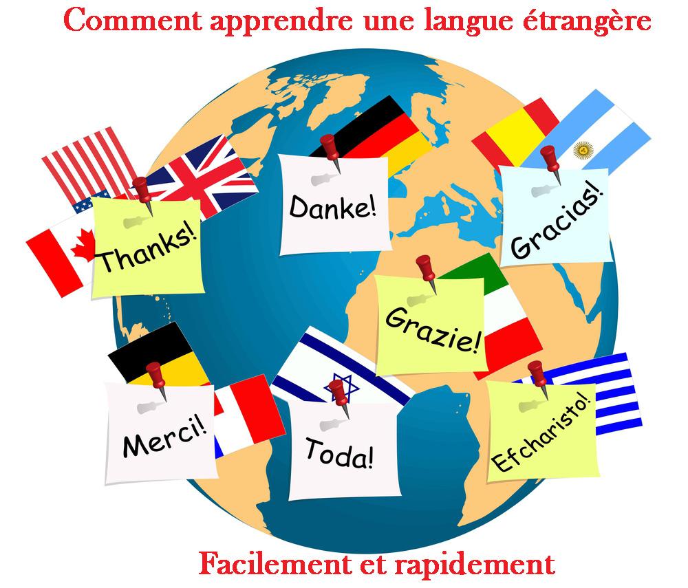 Globe des langues