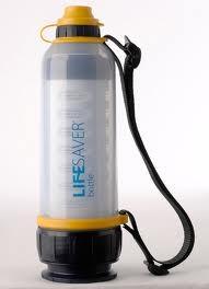 la bouteille lifesaver